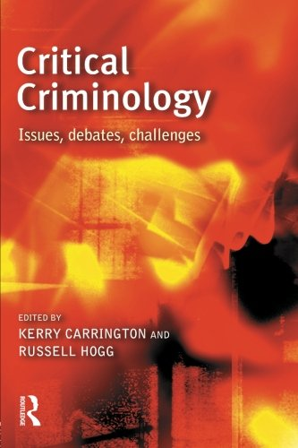Critical-Criminology-Issues-Debates-Challenges-Paperback-Book-The-Cheap-Fast