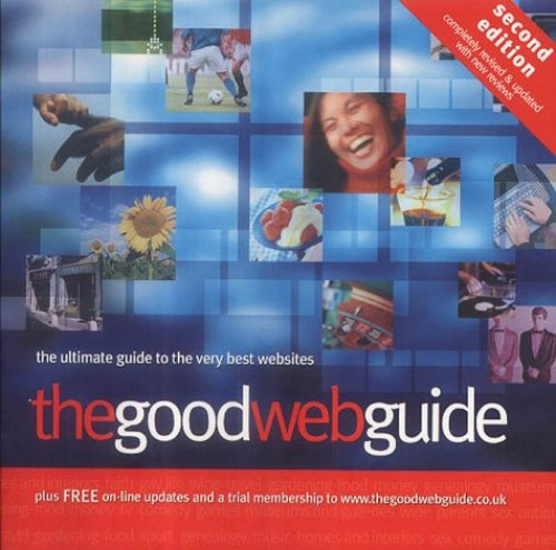 The Good Web Guide by Michelle Clare