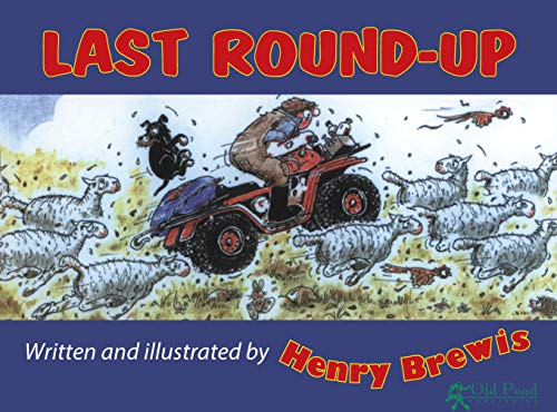 Last Round-up By Henry Brewis