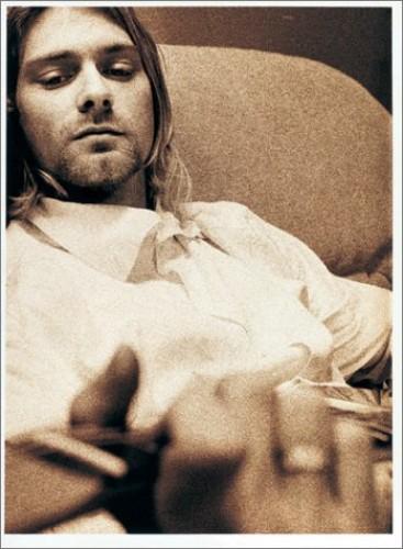 """Nirvana"" By Steve Gullick"