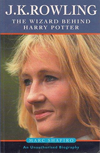 J.K.Rowling By Marc Shapiro