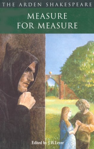 """Measure for Measure"" by William Shakespeare"