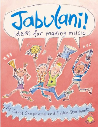 Jabulani! By Carol Shephard