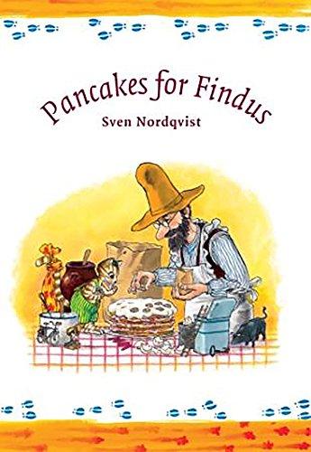 Pancakes for Findus von Sven Nordqvist