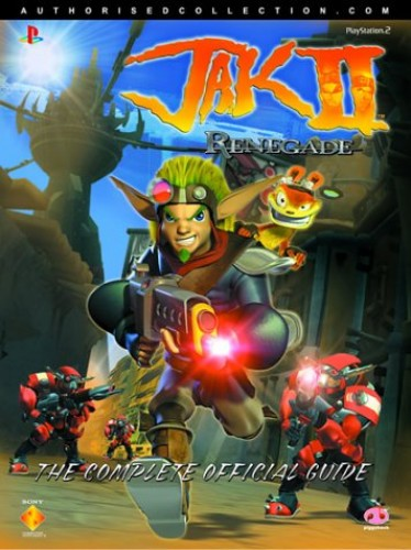 JAK II Renegade: The Complete Official Guide by Piggyback