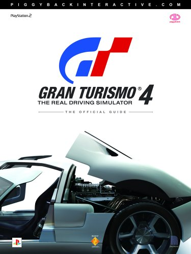 Gran Turismo 4: The Official Guide By Daujam Mathieu