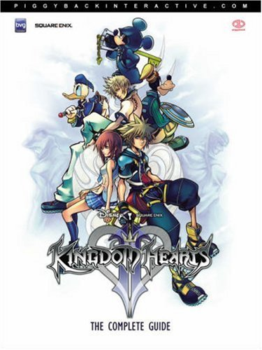 Kingdom Hearts II: the Complete Guide: v. 2 by Klaus-Dieter Hartwig