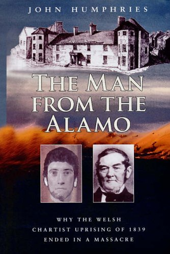 Man from the Alamo By John Humphries