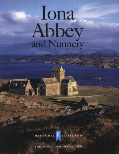 Iona Abbey and nunnery By Anna Ritchie