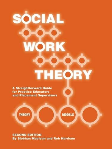 Social Work Theory: A Straightforward Guide for Practice Educators and Placement Supervisors By Siobhan Maclean