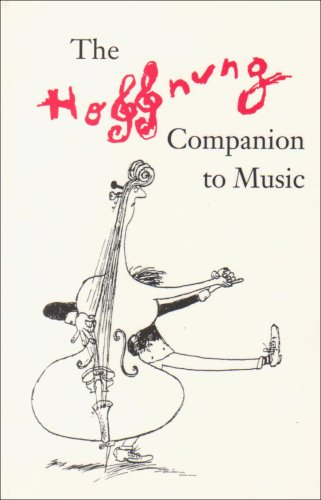 The Hoffnung Companion to Music By Gerard Hoffnung