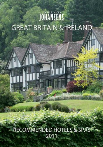 Conde Nast Johansens Recommended Hotels & Spas Great Britain & Ireland By Andrew Warren
