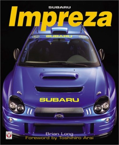 Subaru Imprezza By Brian Long