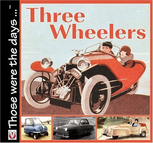 Three Wheelers By Malcolm Bobbitt