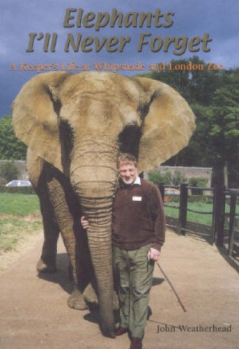 Elephants I'll Never Forget By John Weatherhead