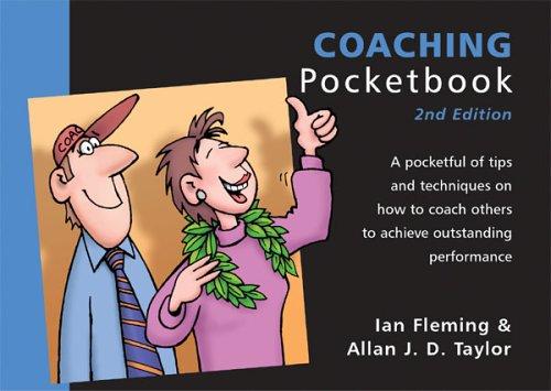 Coaching Pocketbook By Ian Fleming