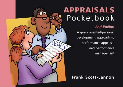 The Appraisals Pocketbook by Frank Scott-Lennon