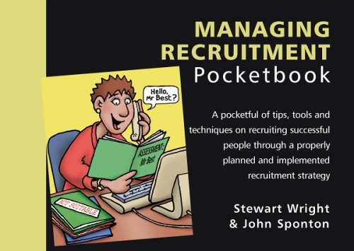 The Managing Recruitment Pocketbook By Stewart Wright