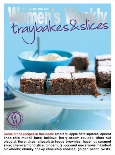 Traybakes & Slices By Susan Tomnay