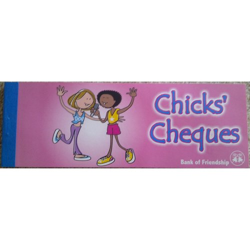 Chequebooks - Chick Cheques By Buster Books