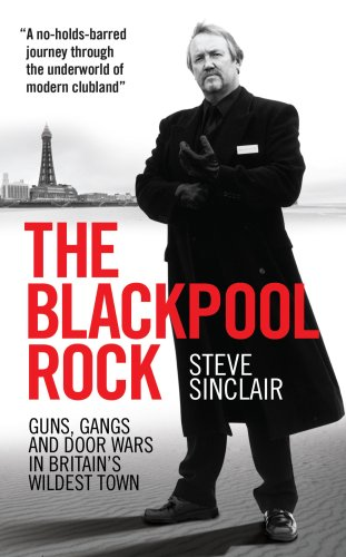The Blackpool Rock By Steve Sinclair