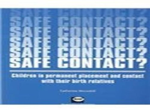 Safe Contact By Catherine MacAskill