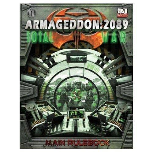 Armageddon 2089: Total War By M Sprange