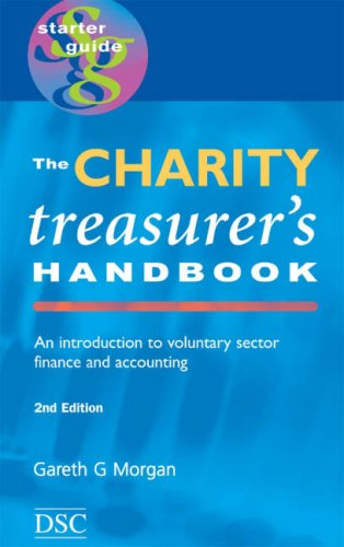 Charity Treasurer's Handbook By Gareth G. Morgan