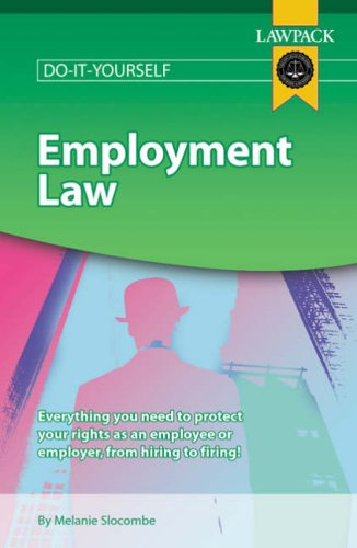 Employment Law Guide By Melanie Slocombe
