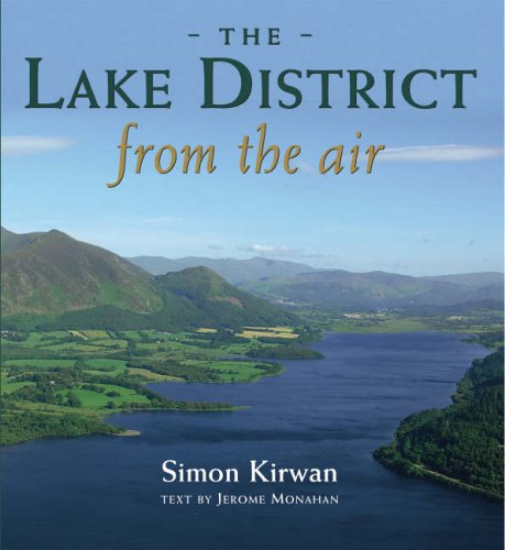 Lake District from the Air by Simon Kirwan
