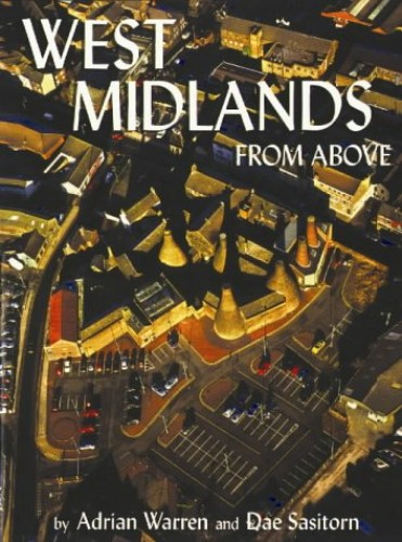 West Midlands from Above By Adrian Warren