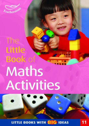 The Little Book of Maths Activities By Sally Featherstone