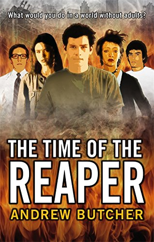 The Time Of The Reaper By Andrew Butcher