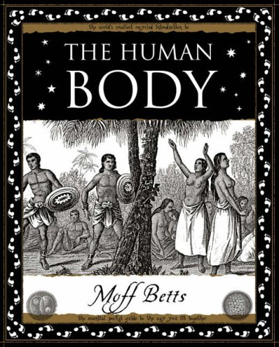 The Human Body (Wooden Books Gift Book) By Moff Betts