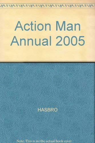 Action Man Annual By Hasbro