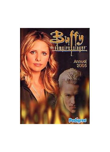 Buffy Annual By JANE ESPENSON CHRISTOPHER GOLDEN AND TOM SNIEGOSKI