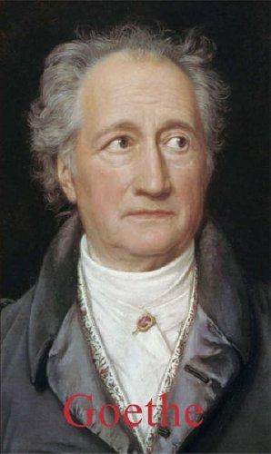 Goethe By Peter Boerner