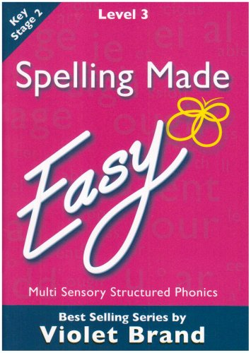 Spelling Made Easy By Violet Brand