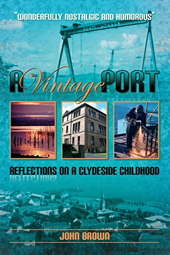 A Vintage Port By John Brown