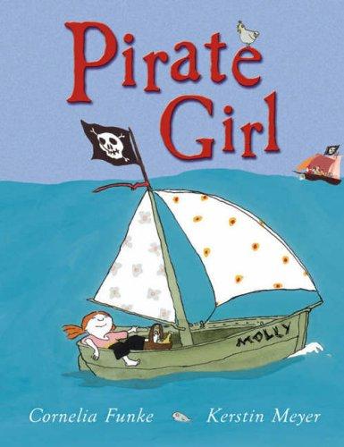 Pirate Girl By Cornelia Funke