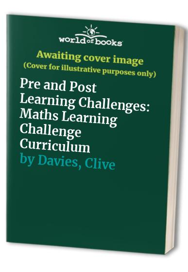 Pre and Post Learning Challenges By Clive Davies