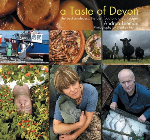 A Taste of Devon By Andrea Leeman