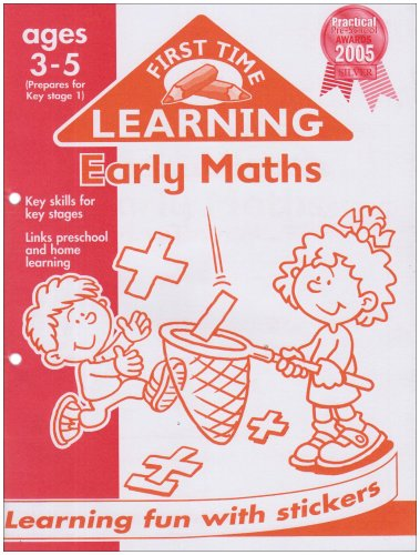 Early Maths 3-5 By Time Learning First