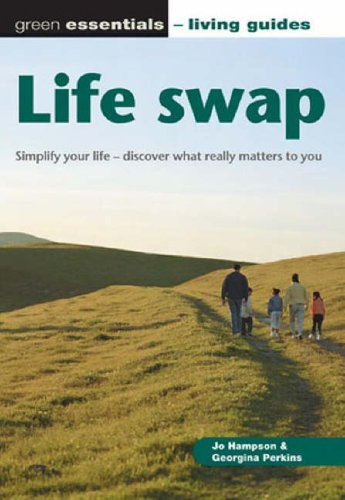 Life Swap By Jo Hampson