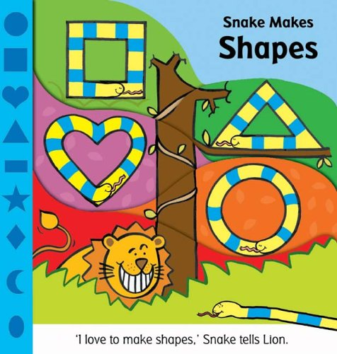 Snake Makes Shapes (Early Learning Activity)