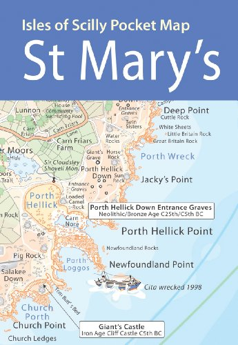 St Marys By Friendly Guides