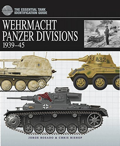 Wehrmacht Panzer Divisions 1939-45 (The Essential Tank Identification Guide) By Chris Bishop