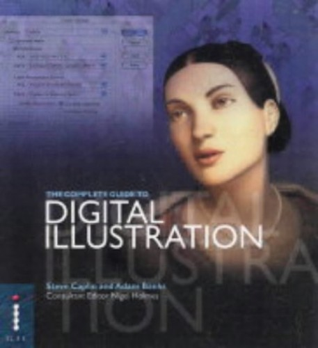 The Complete Guide to Digital Illustration By Adam Banks