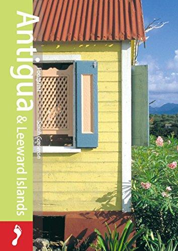 Antigua and the Leeward Islands By Sarah Cameron