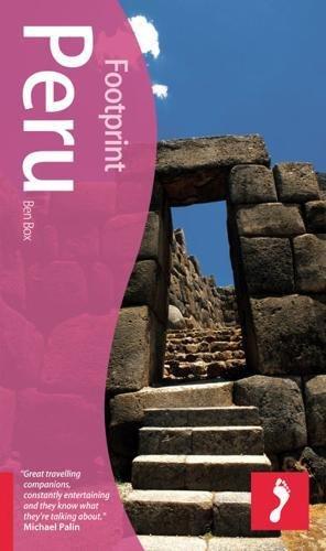 Peru-Footprint-Peru-Handbook-by-Steve-Frankham-Paperback-Book-The-Cheap-Fast